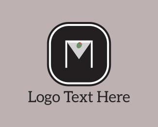 Martini - Martini M logo design