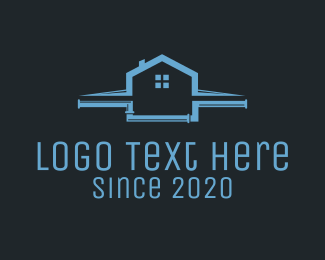 Gas - Roof & Plumbing logo design