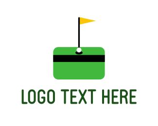 Golf - Money Golf logo design