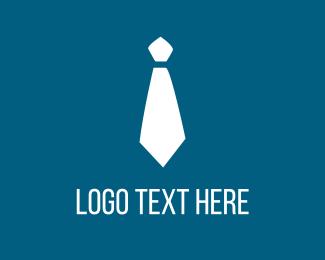 Work - White Tie logo design