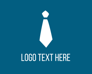 Deal - White Tie logo design