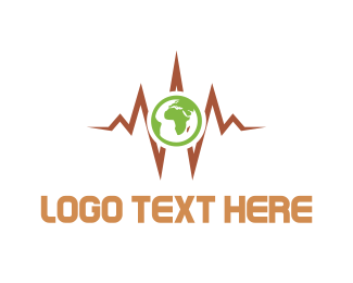Global - Earthquake Seismology logo design