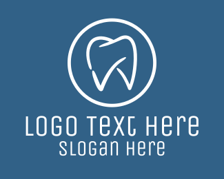Dental - Dental Check  logo design
