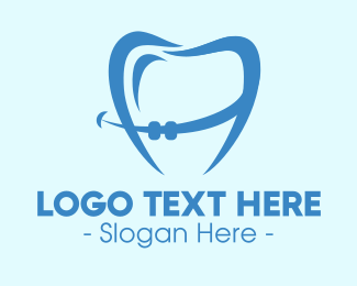 """Dental Braces"" by eightyLOGOS"