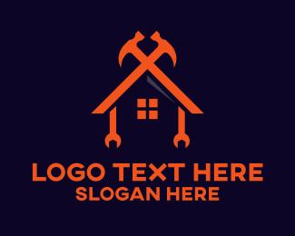 Joinery - Tool House logo design