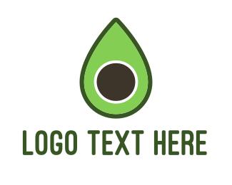 Gprs - Green Avocado logo design