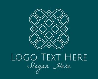 Tile - White Tile logo design