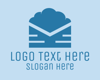Post - Cloud Mail logo design
