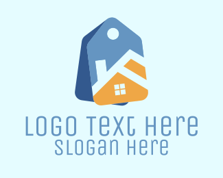 Label - House Label logo design