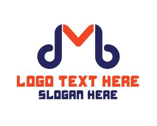 Curvy - Curvy M logo design