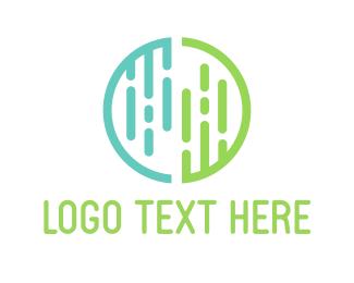 Rain - Rain Circle logo design