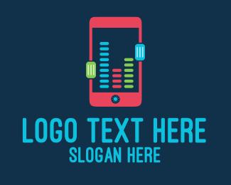 Download - Music Mix App logo design