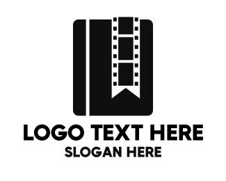 Read - Bookmark Films logo design