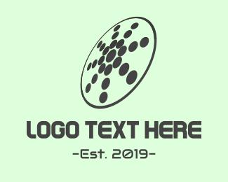 Solar - Round Shield  logo design