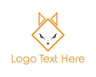 """Geometric Cat"" by user1512730669"