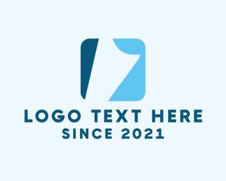 Document - White Paper logo design