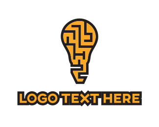 Answers - Maze Idea logo design