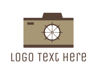 Nautical - Nautical Camera logo design