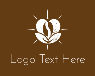 Latte - Love Coffee logo design