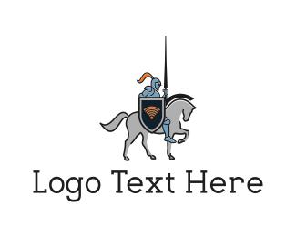Lord - Knight Signal logo design