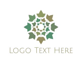 Foliage - Round Foliage logo design