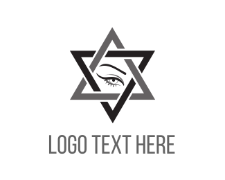 Star Sign - Star Eye logo design