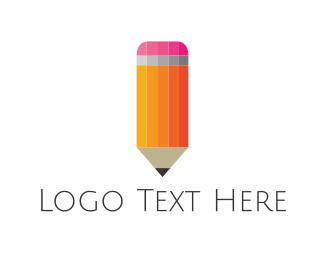 Draw - Sharp Pencil logo design