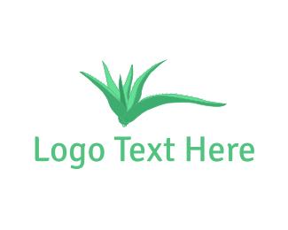 Aloe Vera - Aloe Vera logo design