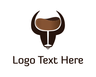 Black And Brown - Brown Bull Drink logo design