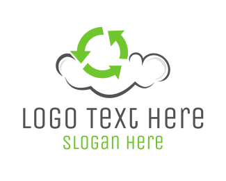 Cycle - Cloud  Cycle logo design