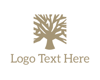 Square Tree Logo