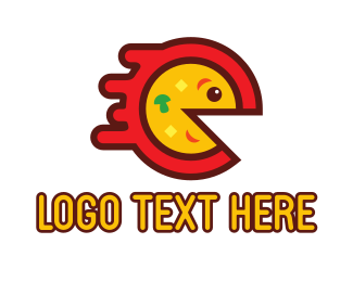 Restaurant - Pizza Game logo design