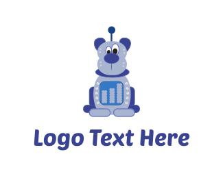 """Bear Robot"" by LFNDesign"