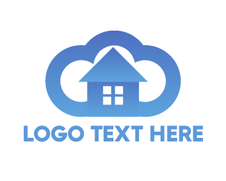Technical - Cloud House logo design