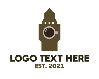 Coffee - Coffee Tower  logo design