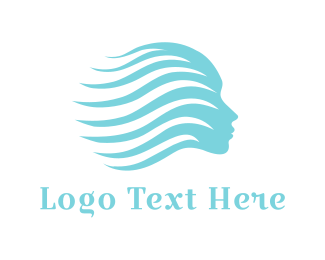 Cosmetics - Water Woman logo design