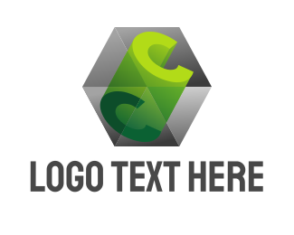 Commodity - Cube C logo design