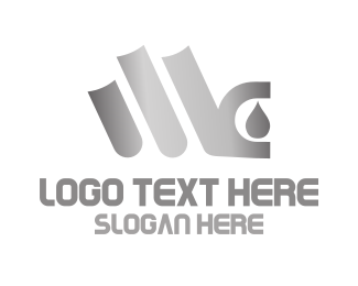 Gas Station - Car Oil Logo logo design
