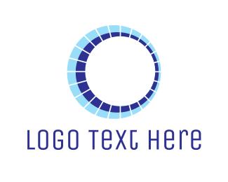 Generic - Blue Planet Orbit logo design