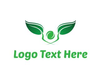 Bio - Seed & Leaves logo design