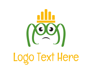 Prince - Frog King logo design