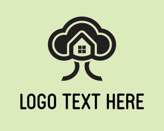 Tree - Tree House logo design