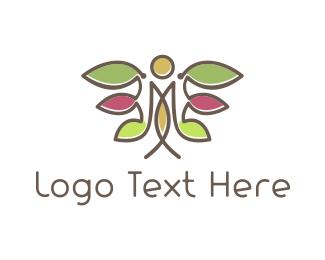 Spa - Human Tree logo design