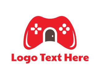 Playground - Game House logo design