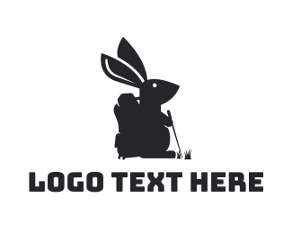Hike - Hiking Rabbit logo design