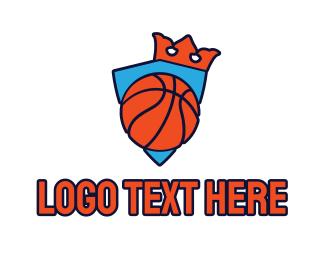 Basketball - Basketball Kings logo design