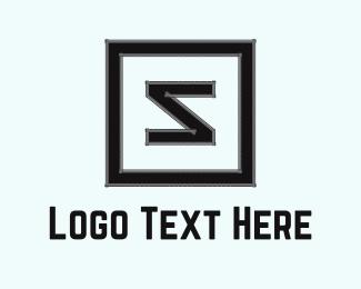 Solid - Solid Letter Z logo design
