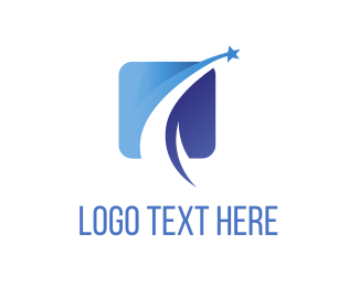Generic - Blue Star logo design