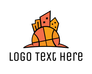 Basketball - Basketball City logo design