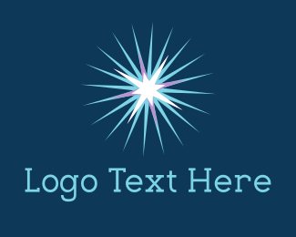 Asterisk - Winter Star logo design
